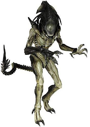 Sideshow Collectibles Hot Toys Movie Masterpiece Alien Vs. Predator: Requiem 16 Inch Model Figure Alien Hybrid [Predalien] -