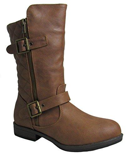 M D Quality Boots 8 Camel Womens Glaze 6 US nFTq1w0xY