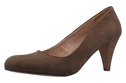 Deportes Zapatos de tacón Princess beige MF/ Cuero Forro + Plantilla