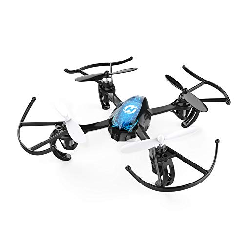 Holy Stone HS170 Mini Drone for Kids & Adults, RC Nano Quadcopter with Altitude Hold, Headless Mode, 3D Flips, One Key…