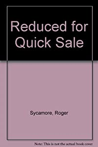 Hardcover Reduced for Quick Sale Book