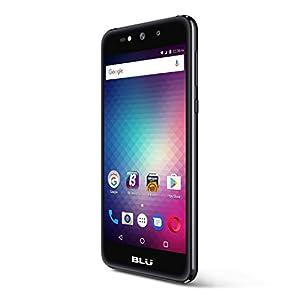 BLU Advance 5.0 Pro -Unlocked Dual Sim Smartphone - 8GB + 1GB RAM - Black