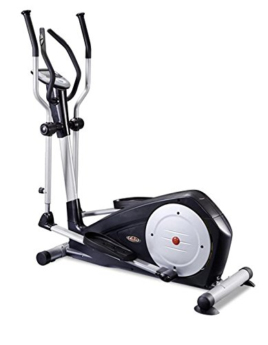 Bicicleta eliptica cardio, fitness ALTA CALIDAD, con sensor de pulsaciones, estructura de tubo