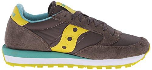 Jazz Lime Grau Charcoal S1044 SAUCONY Schuhe 343 Sport rnrwaqZx0