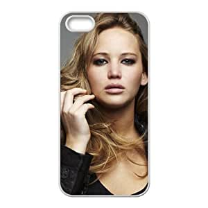 Lucky Jennifer Lawrence Cell For SamSung Galaxy S4 Phone Case Cover