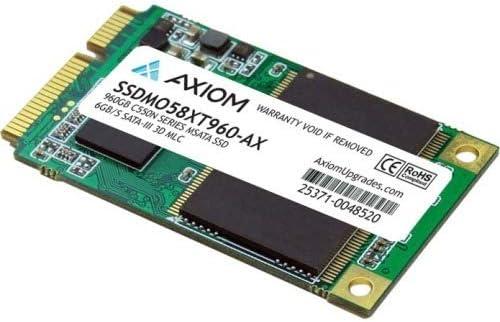 Axiom 960GB C550n Series mSATA SSD 6Gb//s SATA-III