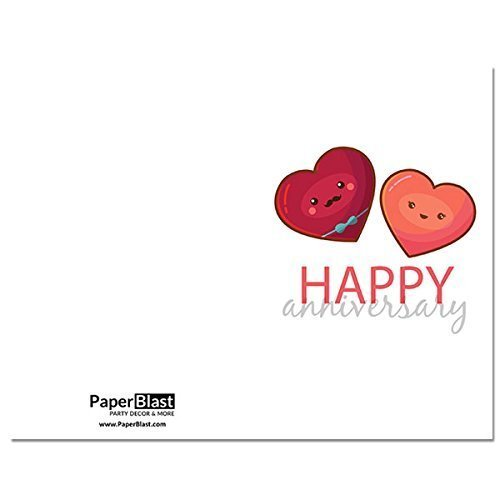 This is an image of Happy Anniversary Card Printable inside silver jubilee