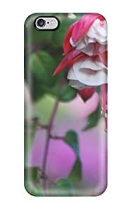 All Green Corp's Shop Snap On Case Cover Skin For Iphone 6 Plus(heart Flowers) 3268449K18956348