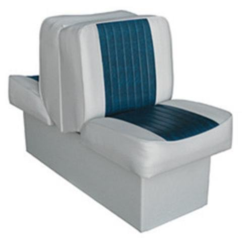 Wise 8WD707P-1-660 Deluxe Lounge Seat (Replacement Boat Seats)