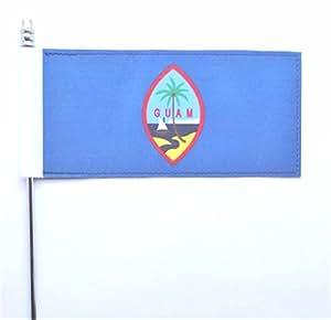 Guam bandera de Ultimate de mesa