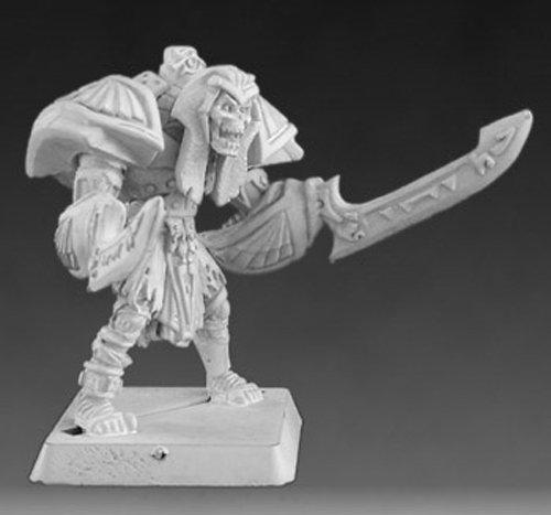 Reborn Nefsokar Hero Miniature 25mm Heroic Scale Warlord Reaper Miniatures