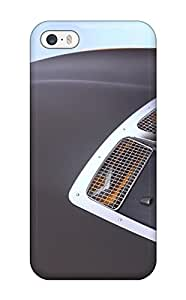 New Arrival Premium 5/5s Case Cover For Iphone (bmw Ac Schnitzer Grey Blue White Air Front Cars Bmw)