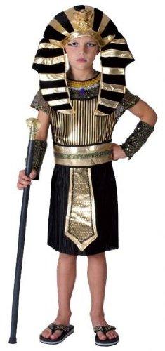 Pams Boys Egyptian Pharoah Fancy Dress (Age 4-6 Years)