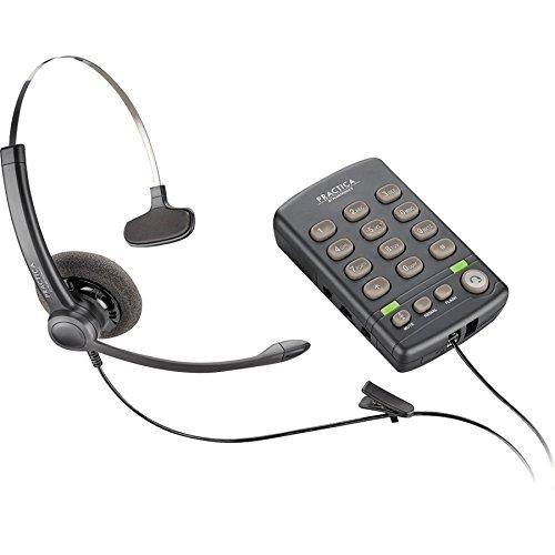 Plantronics Headset Telephone Connctr 204549 01
