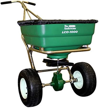 The Andersons LCO-1000 Rotary Fertilizer Ice Melt Spreader