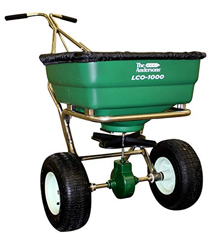 (The Andersons LCO-1000 Rotary Fertilizer/Ice Melt Spreader)