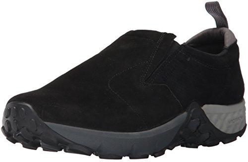 Merrell Herren Jungle Moc Ac + Slip Op Sneaker Schwarz (zwart)
