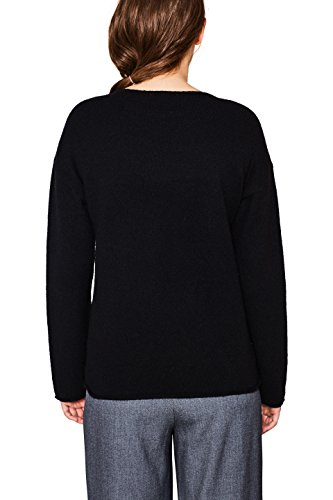 Felpa 001 Nero Donna black By Esprit Edc qCTxaES