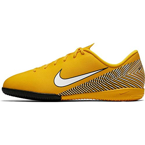 Amazon.com | Nike Jr. Vapor XII Academy Neymar Jr IC Little/Big Kids Indoor/Court Soccer Shoe | Soccer