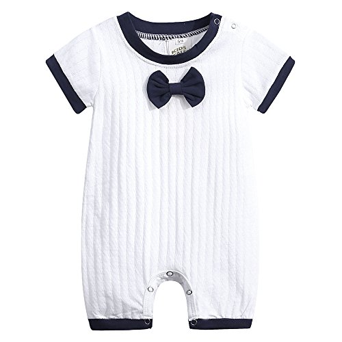 Dsood Newborn Jumpsuit 2019 Toddler Infant Baby Boys Girls Striped Romper Jumpsuit Outfits Clothing