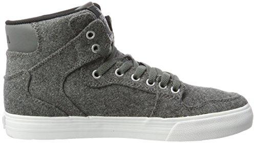 0b5b1c2feaf5dc Supra Vaider LC Sneaker Kohle Wolle   Weiß - ifb-loewenmut.de Online ...