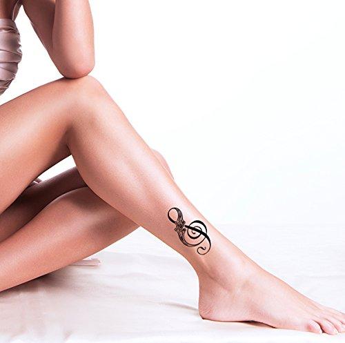 Elegant Temporary Tattoos - 7