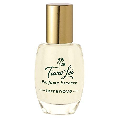 Terranova Perfume Essence, Tiare Lei, 0.4 Ounce (Perfume Bath Essence)
