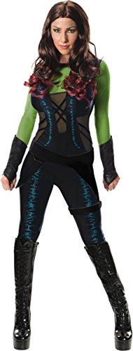 [Rubie's Women's Drax Gamora Costume Medium] (Gamora Costume For Sale)