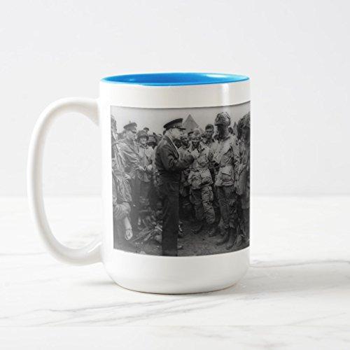 dwight d eisenhower coffee mug - 4