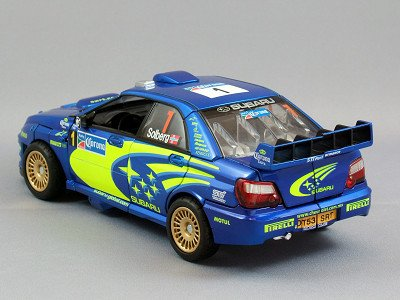 Transformers Takara Binaltech BT-07 Smokescreen Blue Subaru 2004 WRX Impreza GT