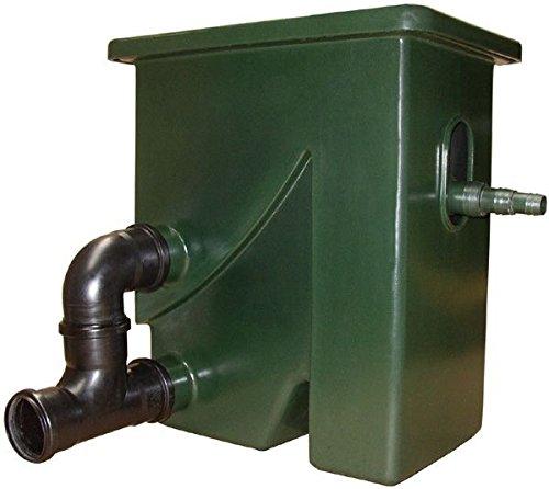 2 opinioni per Acquaforte SK306 CompactSieve II pompa alimentata Siebbogenfilter, verde