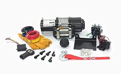 AC-DK ATV Winch Set