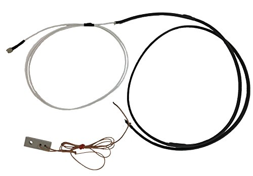 - RadioWavz JP2S 2 Meter Portable J-Pole Antenna with SMA Connector and Carry Case
