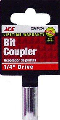 - Ace 1/4 Bit Coupler (2024024A)
