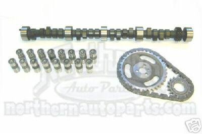 Chevy 350 1969-1980 Cam Kit camshaft lifters timing set (Sbc 350 Cam)