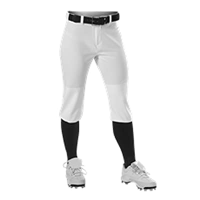 Alleson YOUTH GIRLS FASTPITCH KNICKER PANT SOFTBALL PANTS 605PKNG