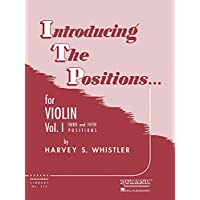 Introducing the Positions for Violin: Volume 1