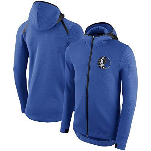 KSITH Men's Hoodie, Lakers Before The Game Warm-up Zipper Long Sleeves Jacket Sportswear Fan Jersey