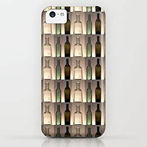 Society6 - Three Bottles Collage iPhone & iPod Case by Phil Perkins