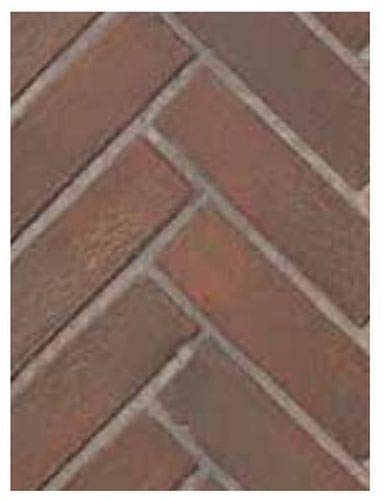 Superior Old Town Red Herringbone Brick Liner Kit for DRT3033T Models