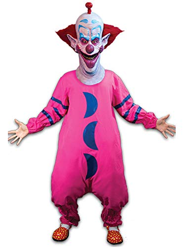 Trick or Treat Studios Men's Killer Klowns From Outer Space-Slim Costume, Multi, One Size