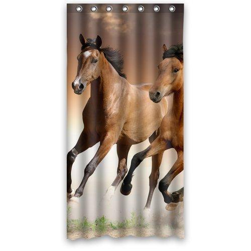 generic-custom-unique-horse-pentium-pattern-waterproof-bathroom-shower-curtain-36-x-72about-90cm-x-1