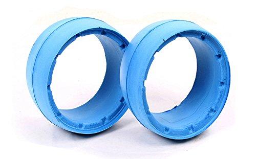 Rear Inner foam Tire Tyre for 1/5 HPI Rovan King Motor Baja 5B SS 2pcs