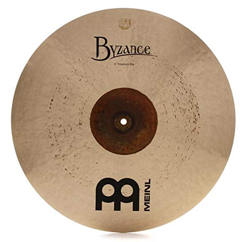 Meinl Cymbals Byzance Traditional Polyphonic Ride Cymbal (B21POR)
