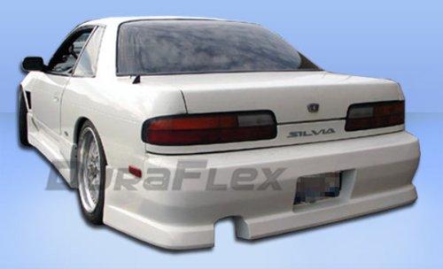 Duraflex 100850 1989-1994 Nissan 240SX S13 2DR Duraflex GP-1 Rear Bumper Cover - 1 ()