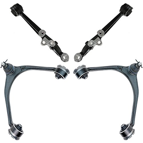 - Front Upper Lower Control Arm Kit Set of 4 for Lexus GS300 GS400 GS430 SC430