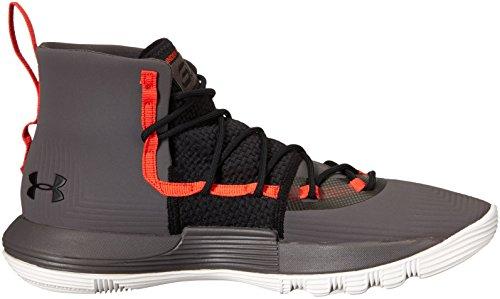 Basketball Under 3zer0 Men's Sc Black Armour 101 Ii Shoe Charcoal ZZqXwg7