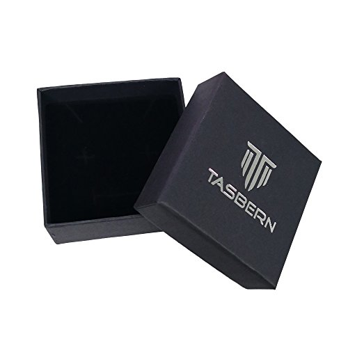 TASBERN Tree of Life Leather Cuff Bracelets Multilayer Rhinestones Stud Beads Rope Wrap Bracelet Wristband for Women Girls Gift(navy) by TASBERN (Image #6)
