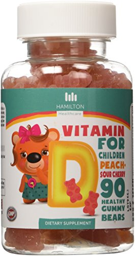 Vitamin Children Healthy Gummy Bears product image