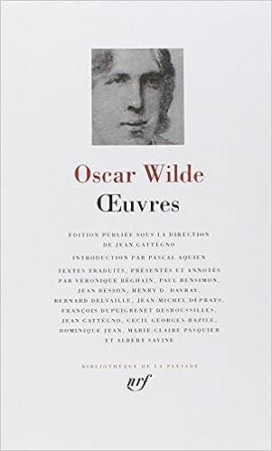 """Résultat de recherche d'images pour """"oscar wilde oeuvres"""""""
